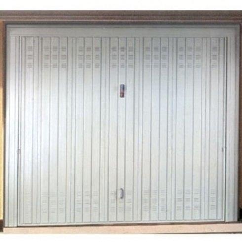 portone box in alluminio