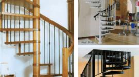 scale in legno, scale per interni, produzione scale