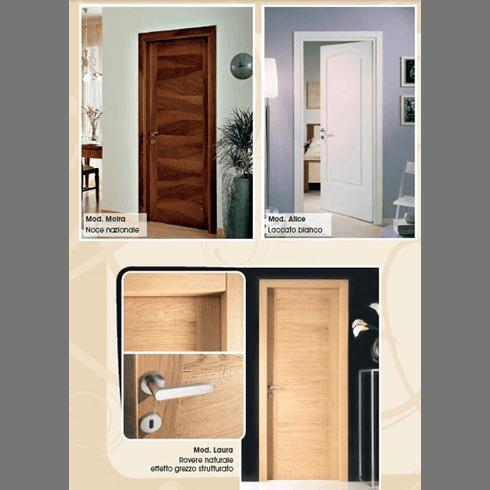 porta in massello, porte in legno, installazione porte