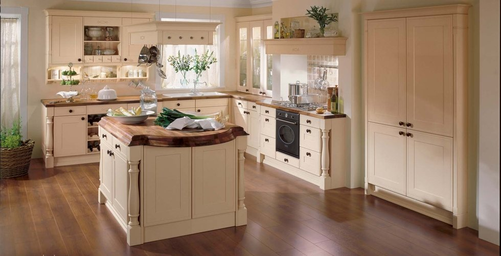 Scissorwood Cheshire East Traditional Kitchens