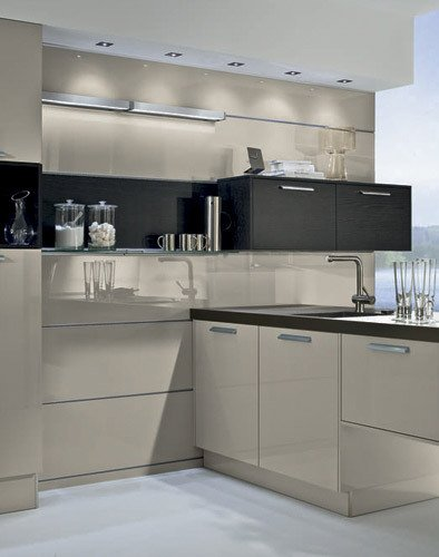 Scissorwood cheshire east modern kitchens for Kitchen designs in kashmir