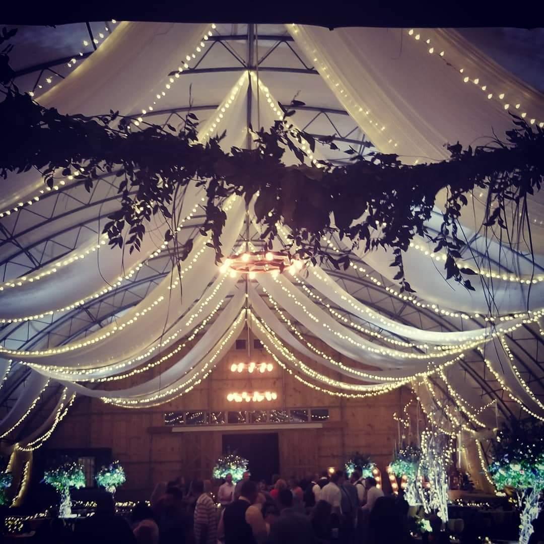 Wedding Gowns Buffalo Ny: Rustic Country Outdoor Wedding Ceremony/ Reception Venue
