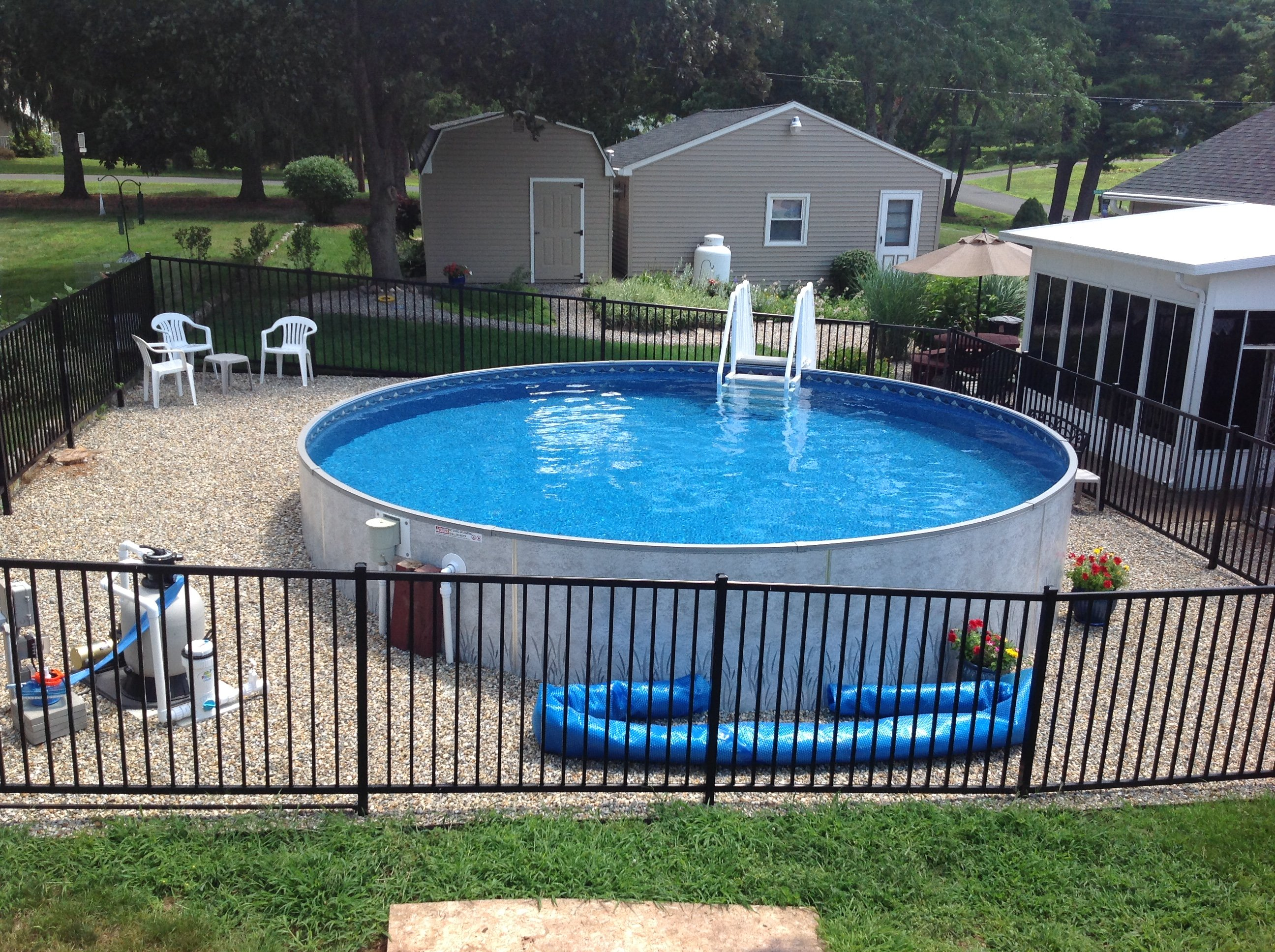 Above ground pools sabrina pools coventry ct for 16x32 pool design