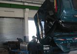 Manutenzione mezzi pesanti