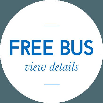 Free bus service in Caloundra button