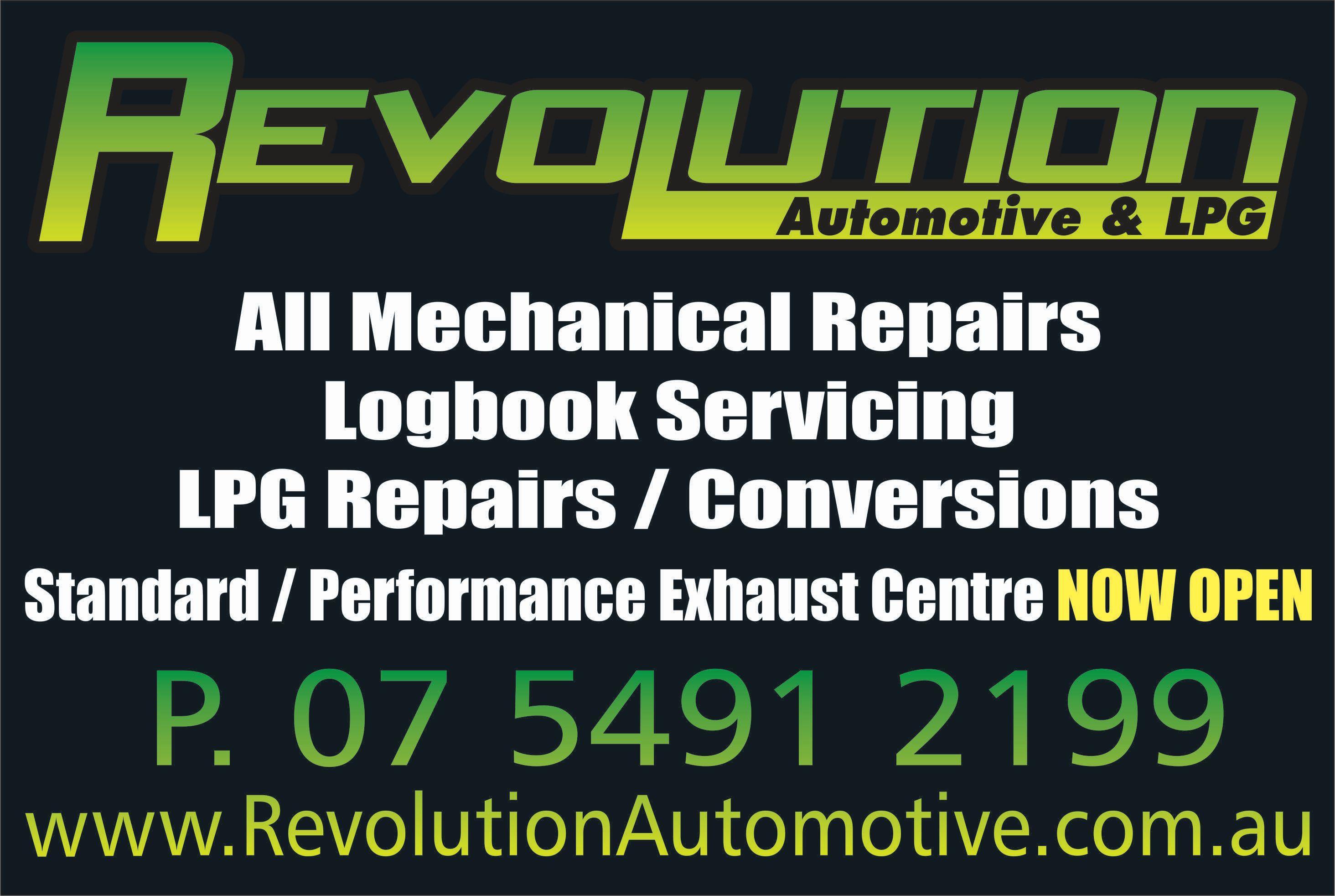 Image about Revolution Automotive