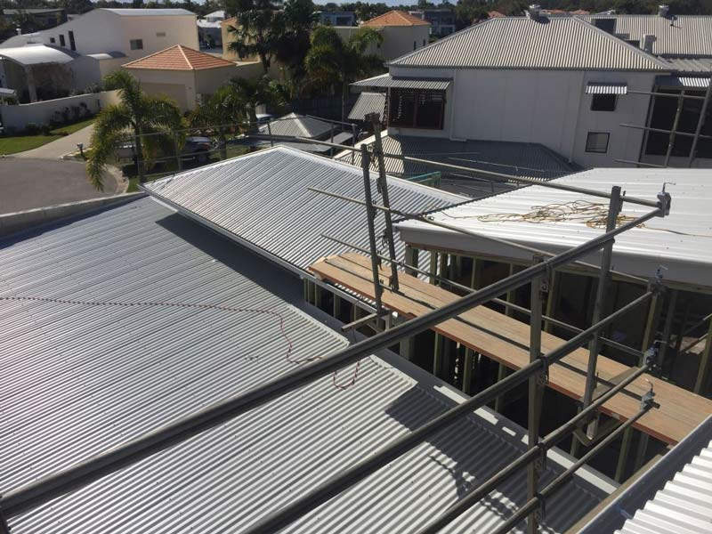 safe roofing practices