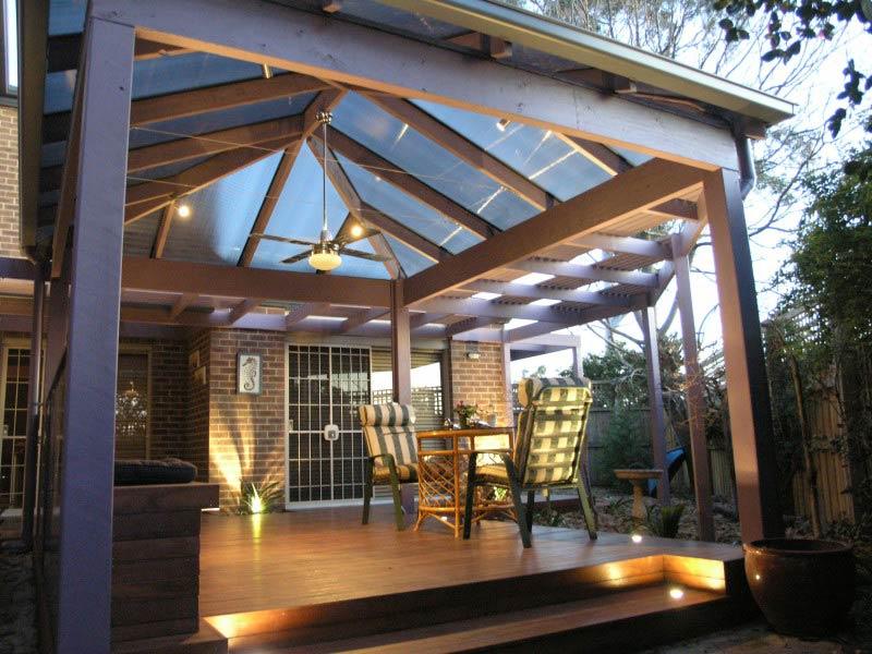 Polycarbonate Roof Design Ideas