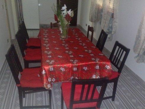 sala pranzo villa santa rita a Ravenna