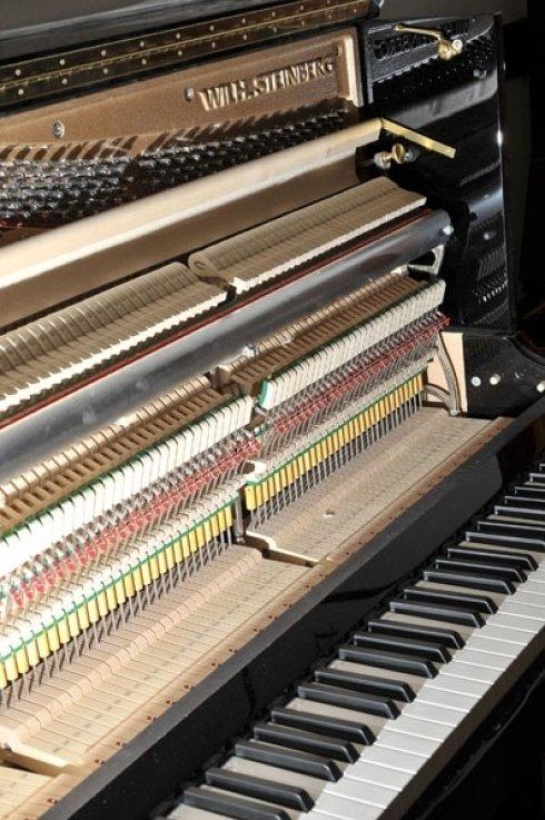 pianoforte aperto
