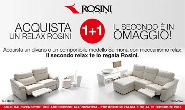 Promozione Rosini Divani