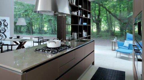 Veneta Cucine - Essence - Riflex. Mobili Scarpellini. Arredamento. Cucine moderno