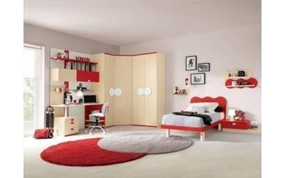 camerette per bambini mobilificio Scarpellini