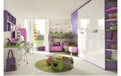 camere per bambini Scarpellini