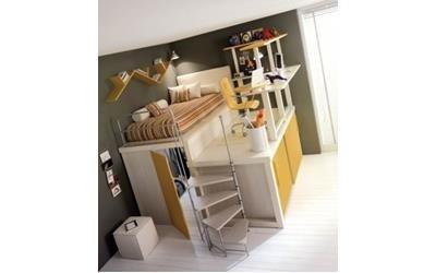 camere per bambini Mobili Scarpellini