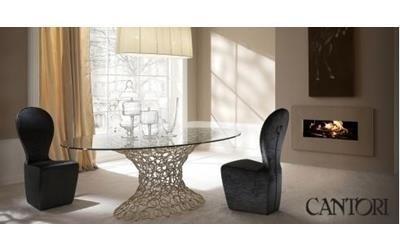tavolo da pranzo Scarpellini