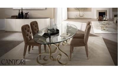 tavolo da pranzo Mobili Scarpellini