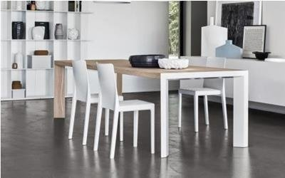 tavoli in vetro Mobilificio Scarpellini