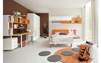 camerette per ragazzi mobilificio Scarpellini
