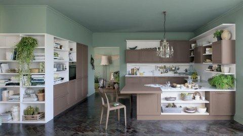 Veneta Cucine - Moderno - Modello Elegante - Mobili Scarpellini Pisa