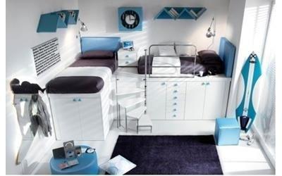 camere per bambini mobilificio Scarpellini