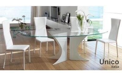 tavolo in legno arredamento Scarpellini