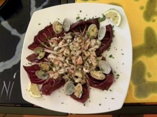antipasti crostacei