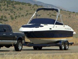 carrelli per trasporto imbarcazioni
