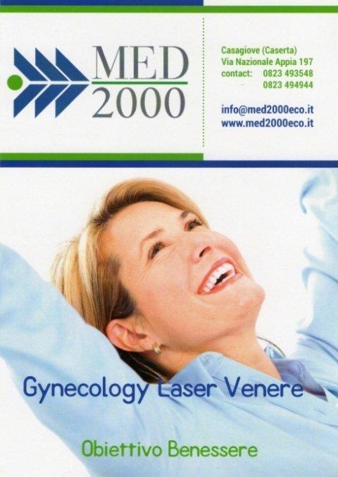 Fotoringiovanimento vaginale;Laser vaginale;