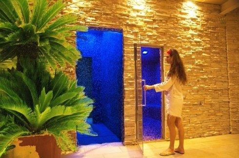 palestre polifunzionali, bagno turco, sauna