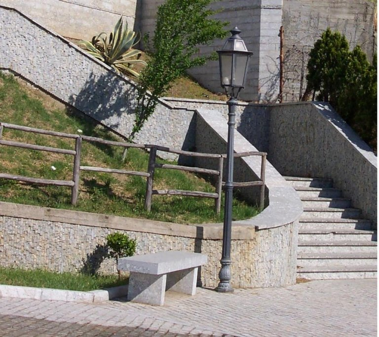 Scalinata Viale LaBoccetta
