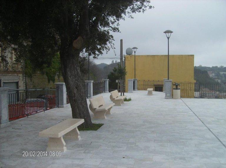 Piazza Mavilia Cirò