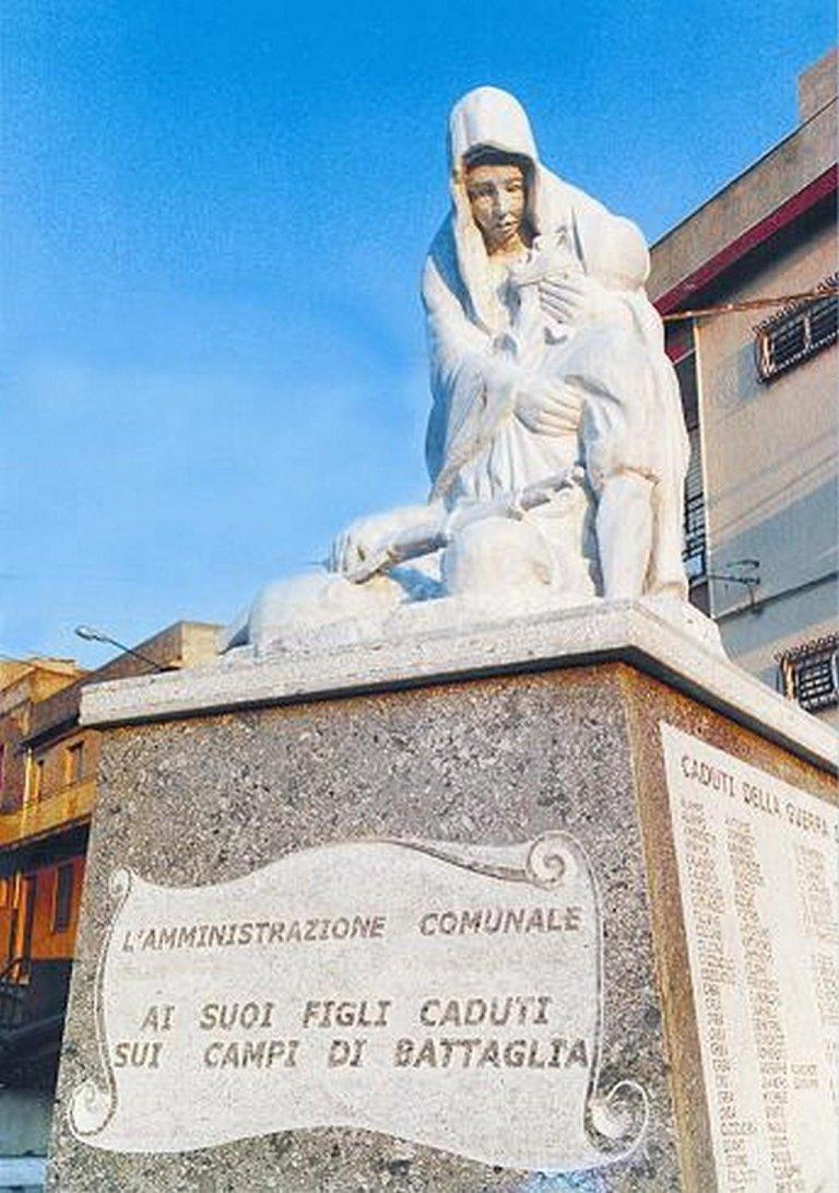 Monumento ai caduti Motta San Giovanni