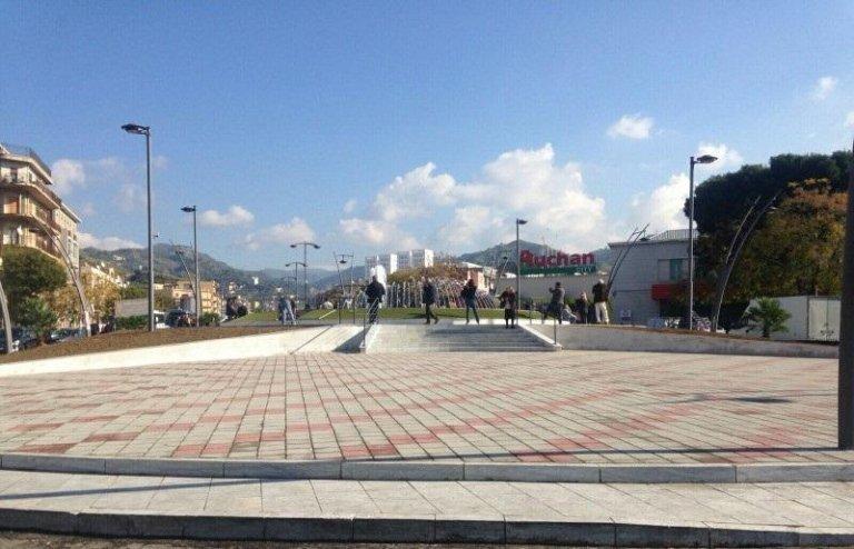 Piazza Mino Reitano Reggio Calabria