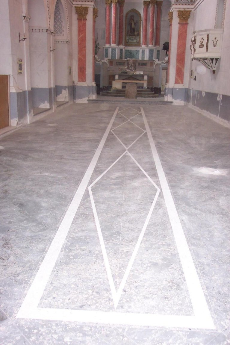 Pavimento Chiesa