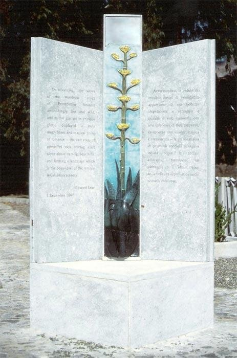 Monumento a Edward Lear