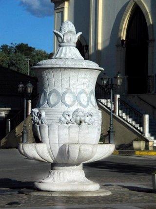 Fontana Asso di Coppe Varrapodio