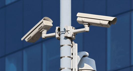 building security cameras