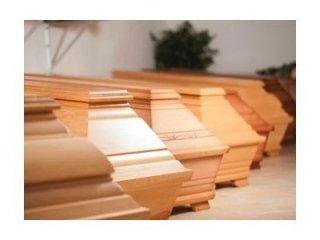 feretri in legno pregiato