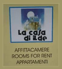 LA CASA DI ILDE - Logo