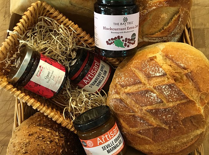 Breads and Preserves