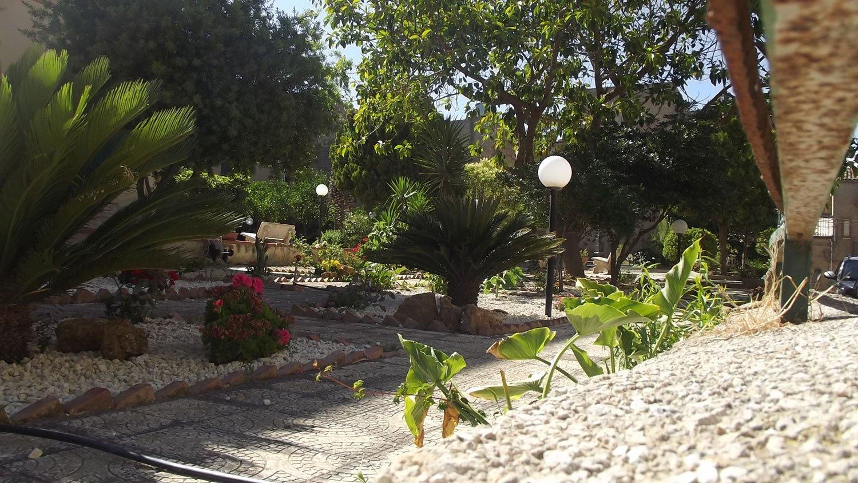 un'altro giardino della casa di riposo