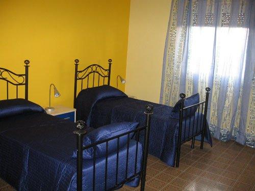 stanza casa di riposo