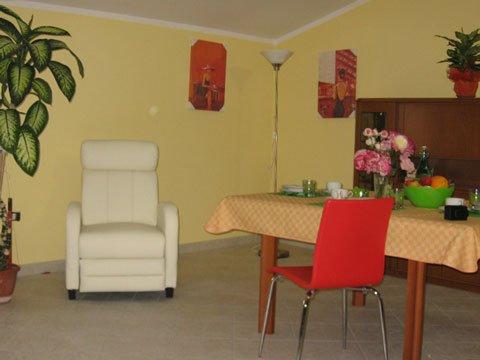 salone casa di riposo
