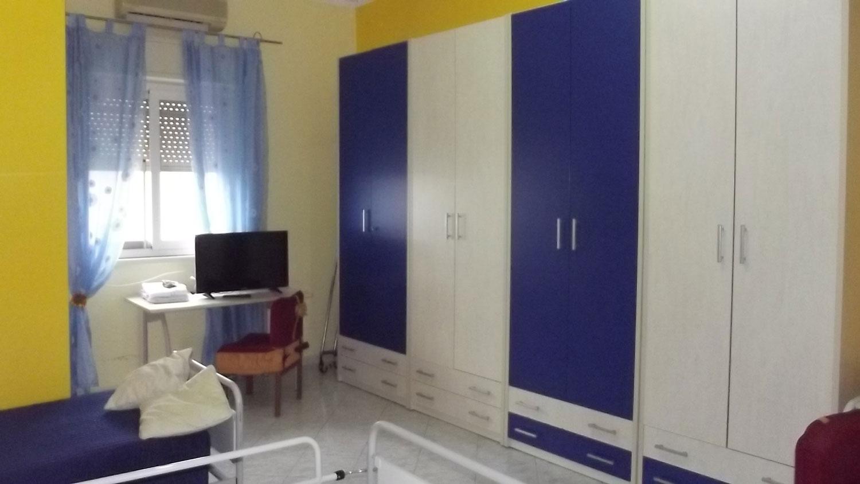 camera stanza di riposo