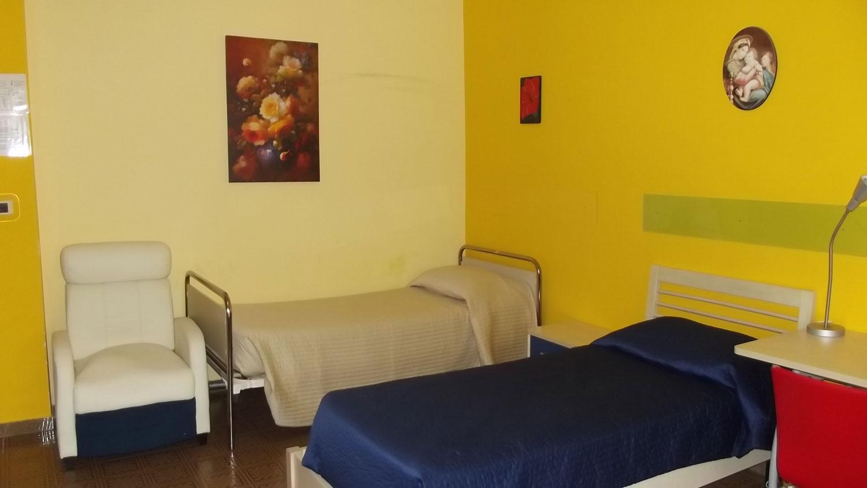 camera stanza casa di riposo