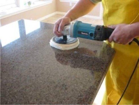 levigatura lucidatura graniti