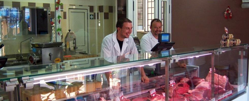 Carne selezionata, norcineria, Bfracciano, Roma