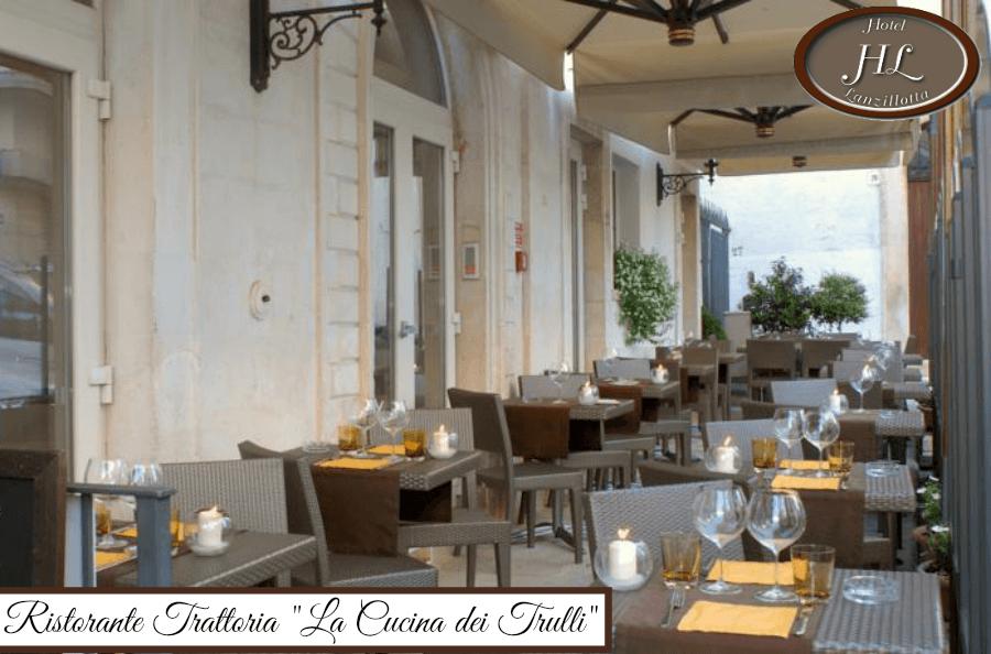 tavoli di ristorante