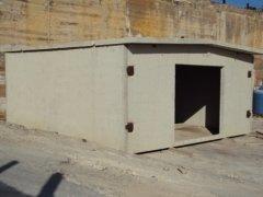 Prefabbricati in cemento, materiale per l'edilizia,